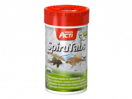 AQUAEL ACTI SpiruTabs 250ml pokarm w tabletkach