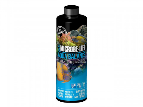 MICROBE-LIFT Bacterial Aquarium Balancer 473ml